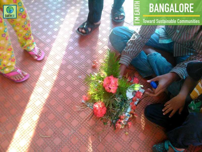 Bangalore Waste Segregation Workshop Volunteer Earth5R Mumbai India Environmental NGO