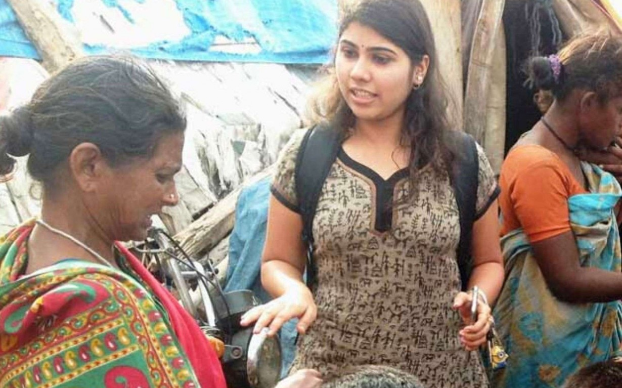 Bangalore Women Empowerement Slum Earth5R Mumbai India Environmental NGO