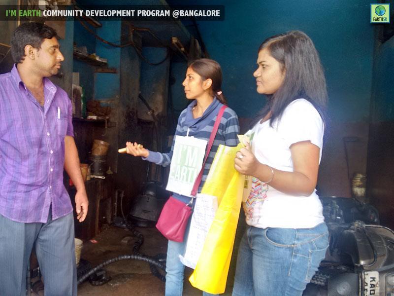 Bangalore e-waste Awareness Mumbai India Environmental NGO Earth5R