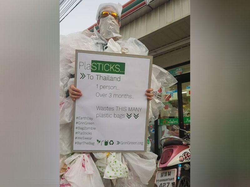 Bangkok Community Plastic Circular Economy Mumbai India Environmental NGO Earth5R