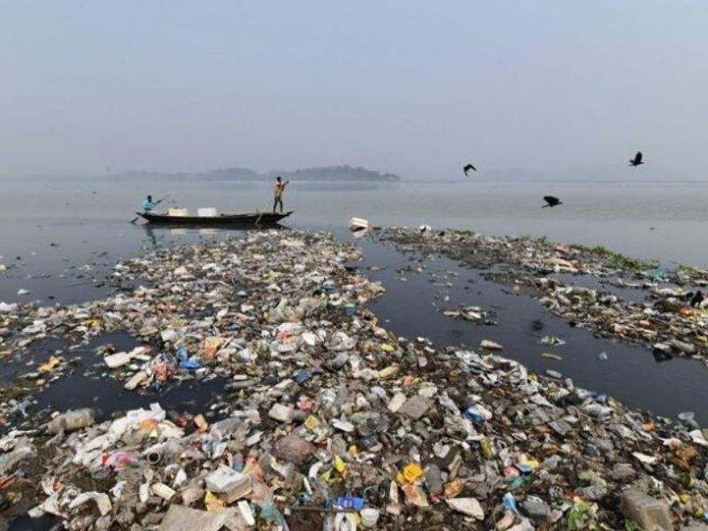 Brahmaputra Pollution Circular economy Mumbai India Environmental NGO Earth5R
