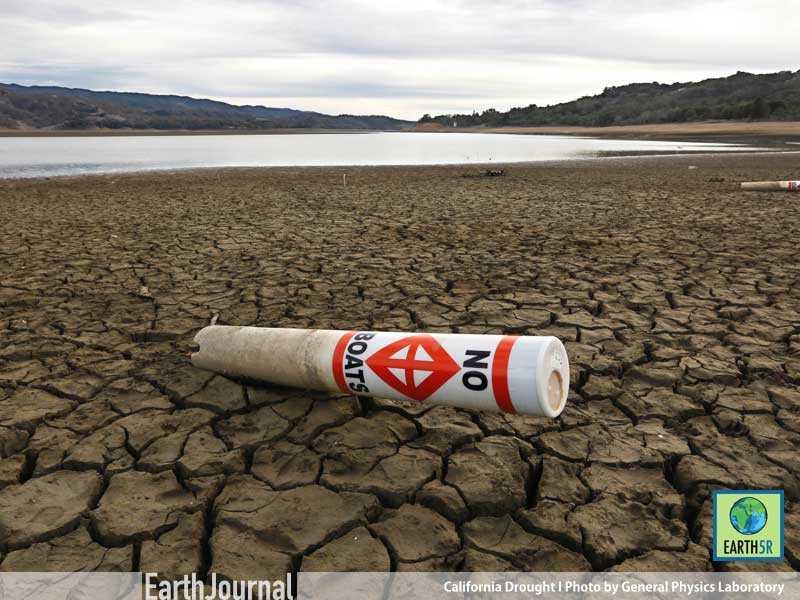 California Water Crisis Mumbai India Environmental NGO Earth5R