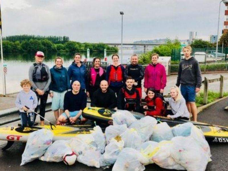 Cardiff Circular Economy Recycling Mumbai India Evironmental NGO Earth5R
