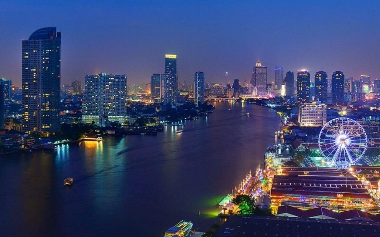 Chao Phraya Bangkok Circular Economy Mumbai India Environmental NGO Earth5R