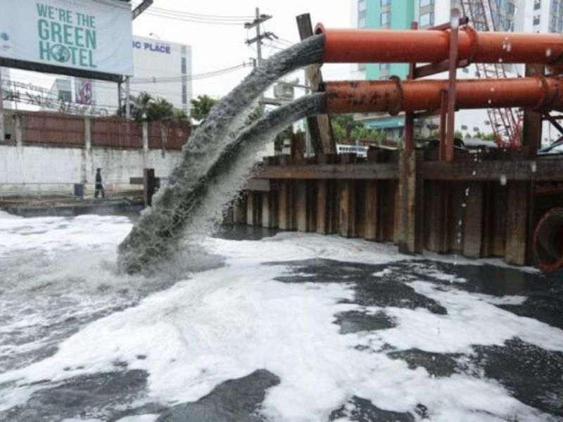 Chao Phraya Bangkok Circular Economy Pollution Mumbai India Environmental NGO Earth5R
