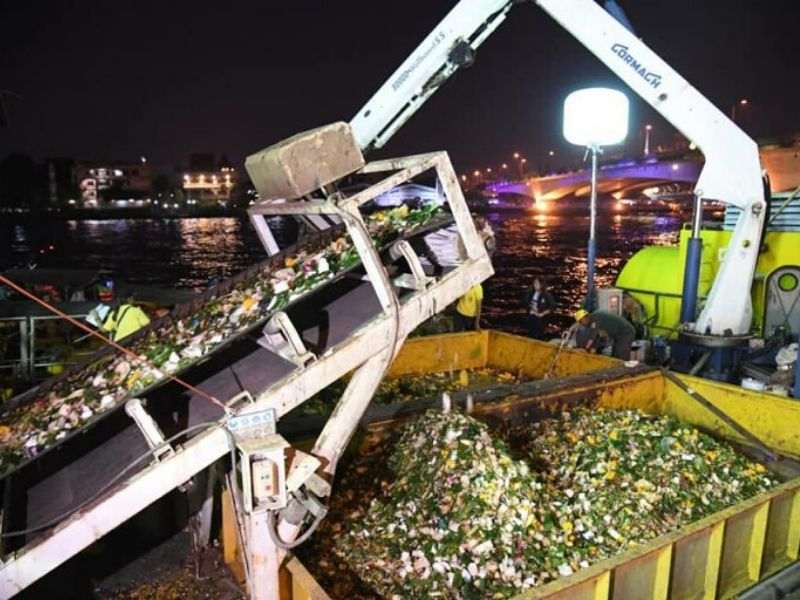 Chao Phraya Bangkok Circular Economy Waste Mumbai India Environmental NGO Earth5R