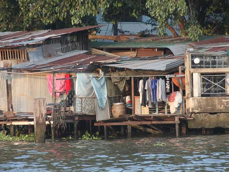 Chao Phraya Bangkok Circular Economy waste segregation Mumbai India Environmental NGO Earth5R