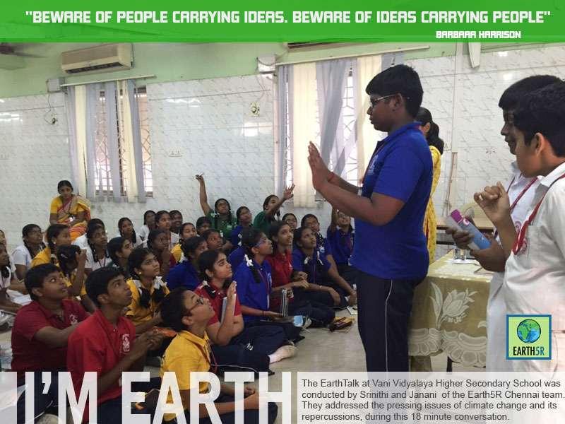 Chennai Recycling Mumbai India Environmental NGO Earth5R