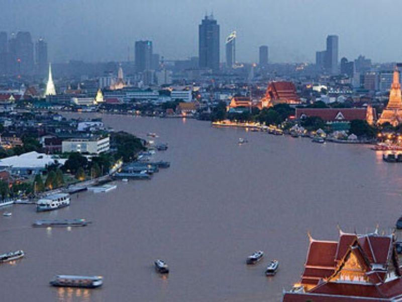 Circular Economy Bangkok Chao Phraya Mumbai India Environmental NGO Earth5R