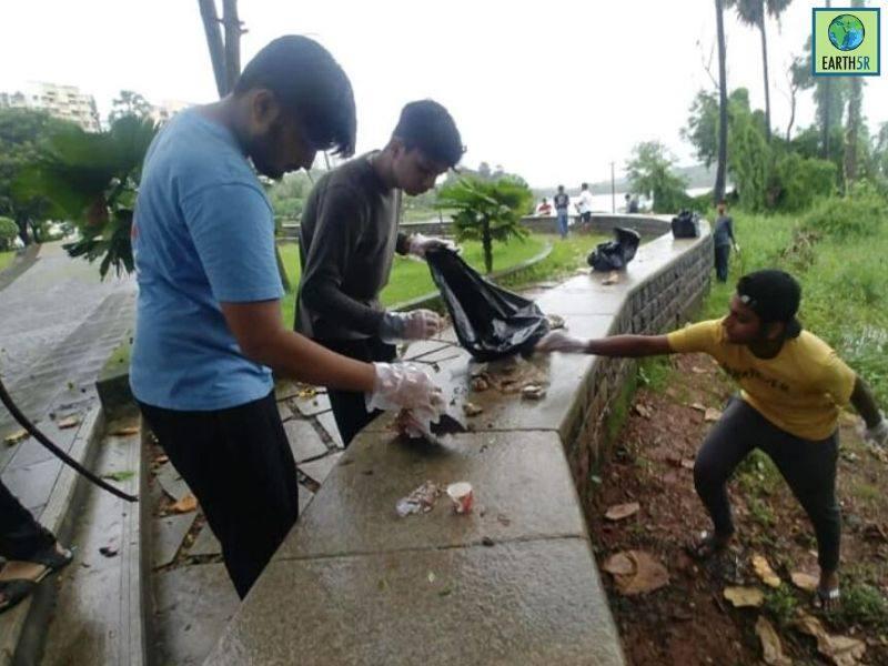 Circular Economy CSR Restore Mumbai India Environmental NGO Earth5R