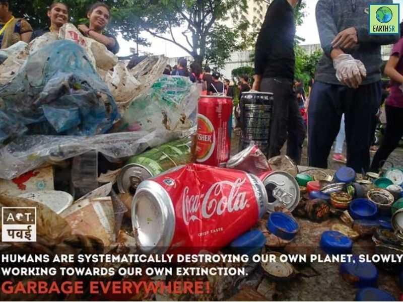 Circular Economy CSR Reuse Mumbai India Environmental NGO Earth5R
