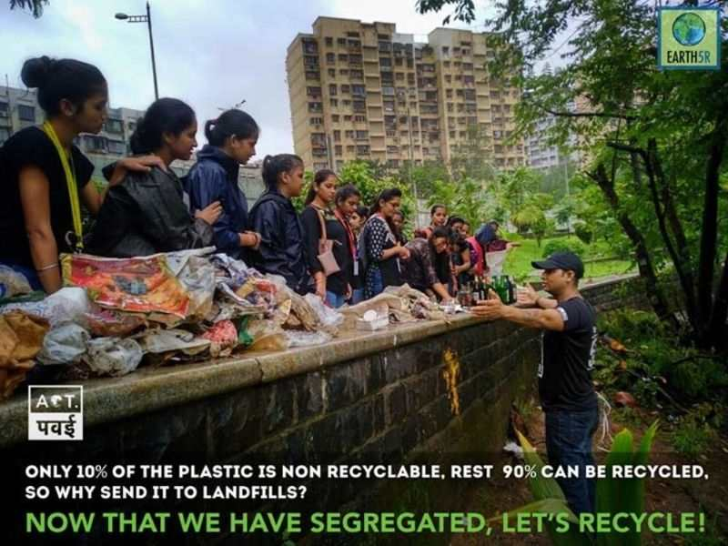 Circular Economy CSR Sustainability Mumbai India Environmental NGO Earth5R