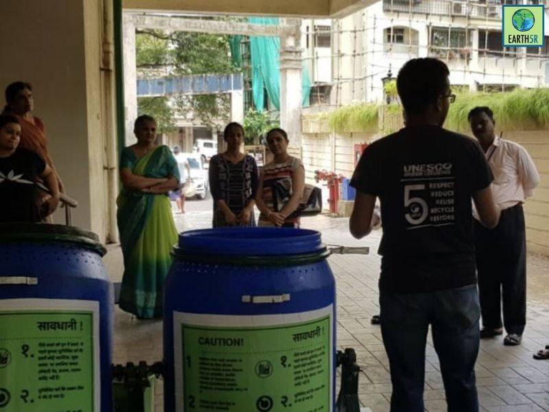 Circular Economy CSR Upcycling Mumbai India Environmental NGO Earth5R