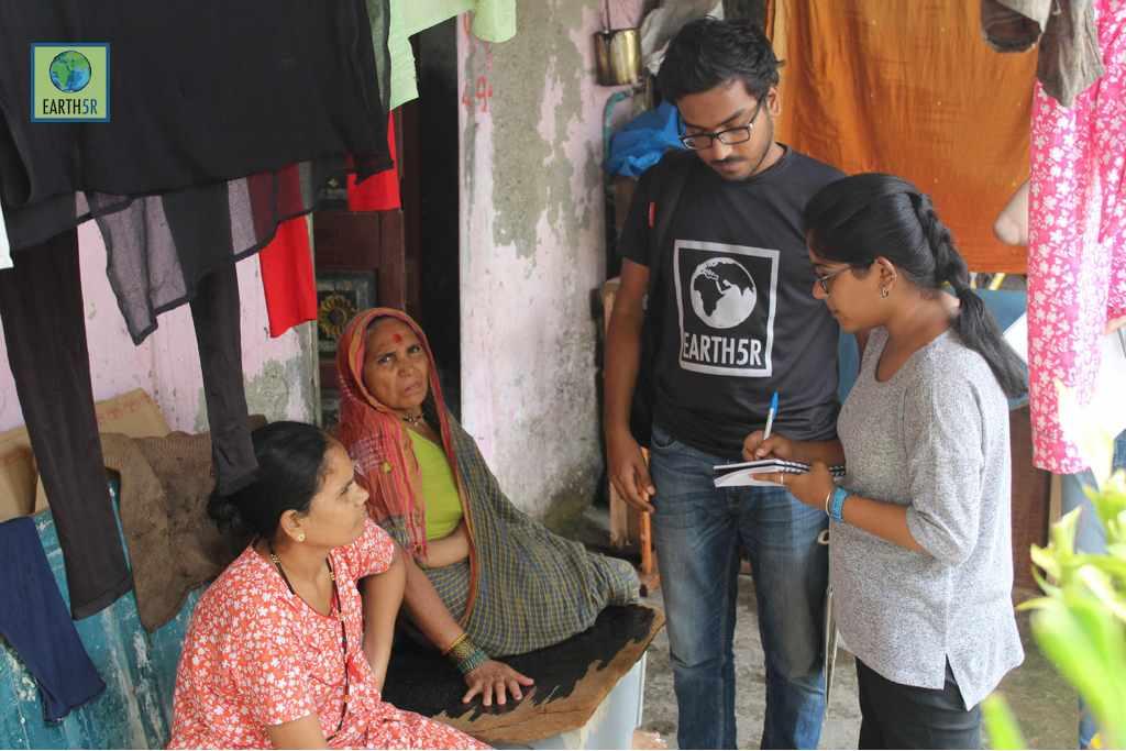 Circular Economy Mumbai India Environmental NGO CSR Earth5R