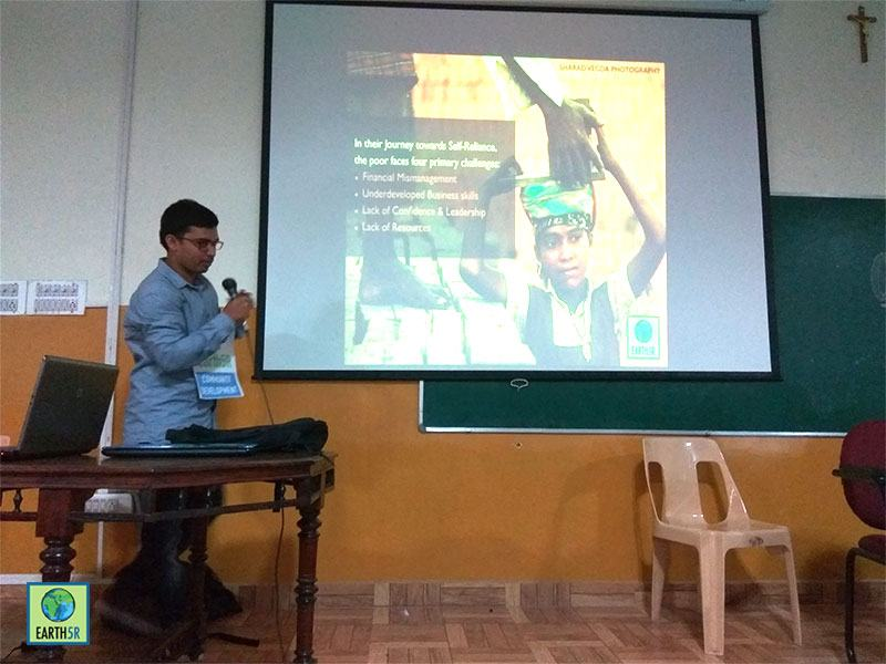 Climate Change EarthTalk Bangalore Earth5R Mumbai India Environmental NGO