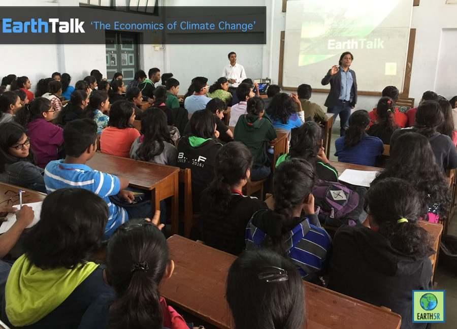Climate Change Economics Mumbai India Environmental NGO Earth5R