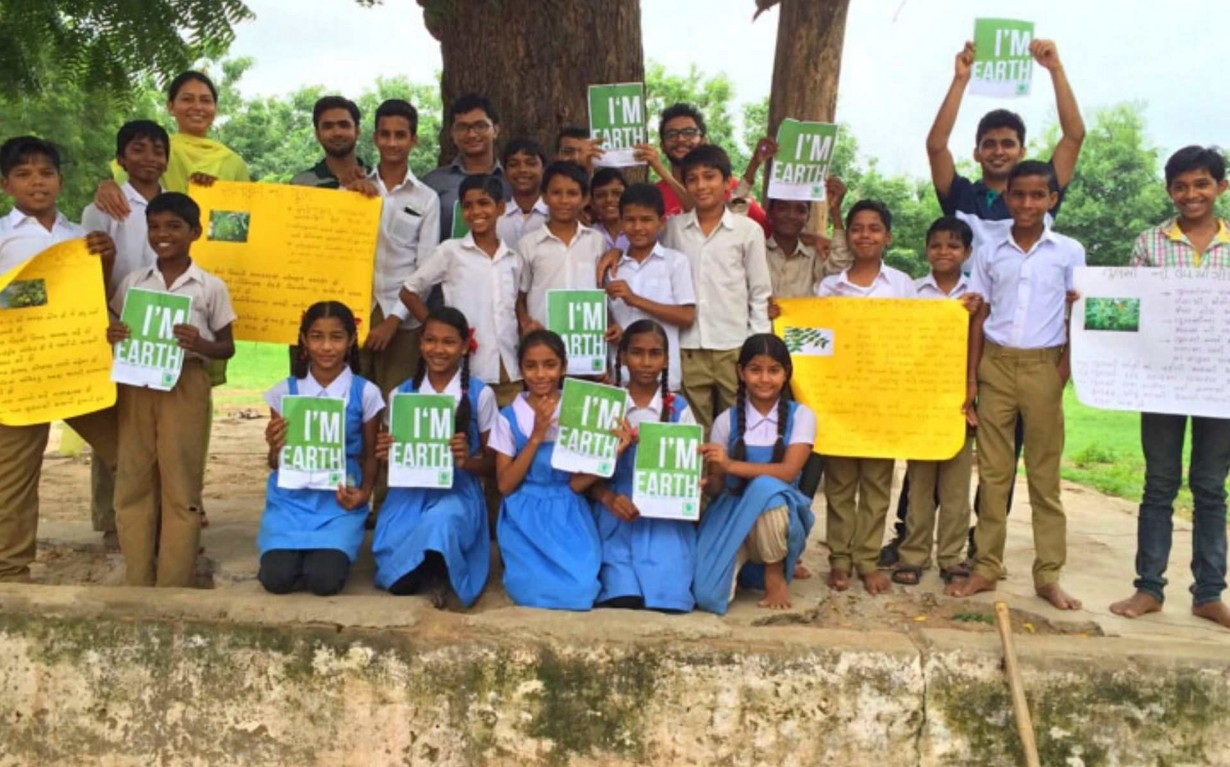 Community Awareness Gandhinagar Mumbai India Environmental NGO Earth5R CSR
