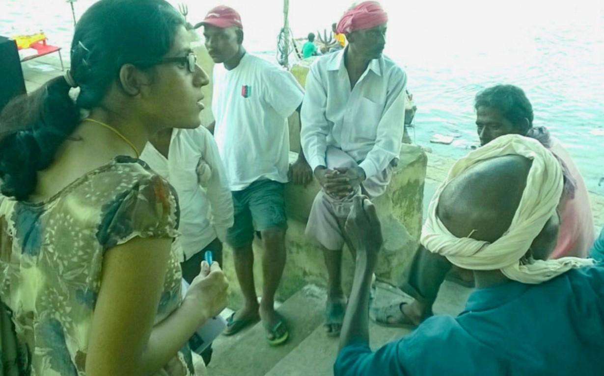Community Awareness Ganga Varanasi Mumbai India Environmental NGO Earth5R