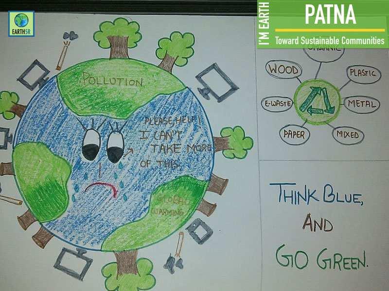 Community Awareness Patna Mumbai India Environmental NGO Earth5R
