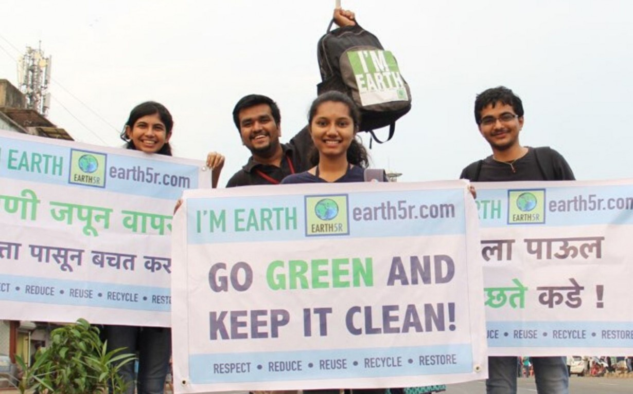 Community Awareness Program Vasai Virar Mumbai India Environmental NGO Earth5R