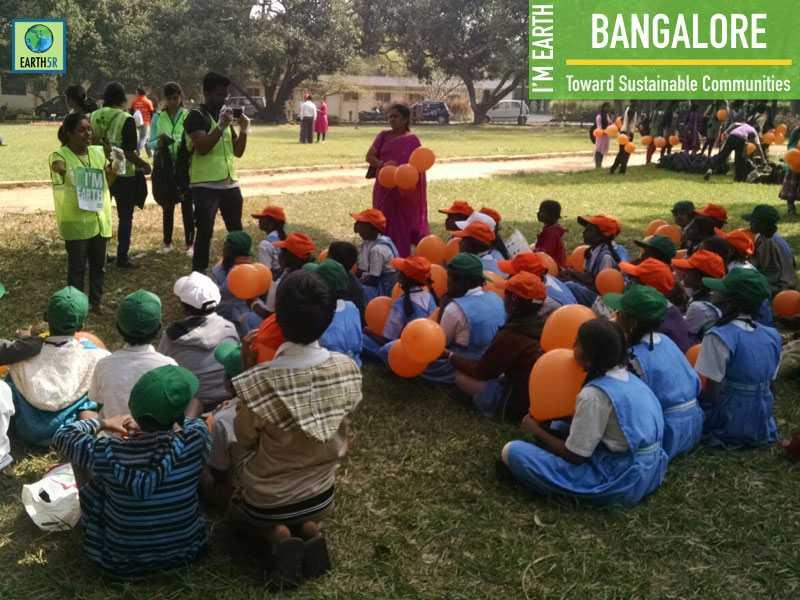 Community Awareness Rain Water Harvesting Bangalore Earth5R Mumbai India Environmental NGO