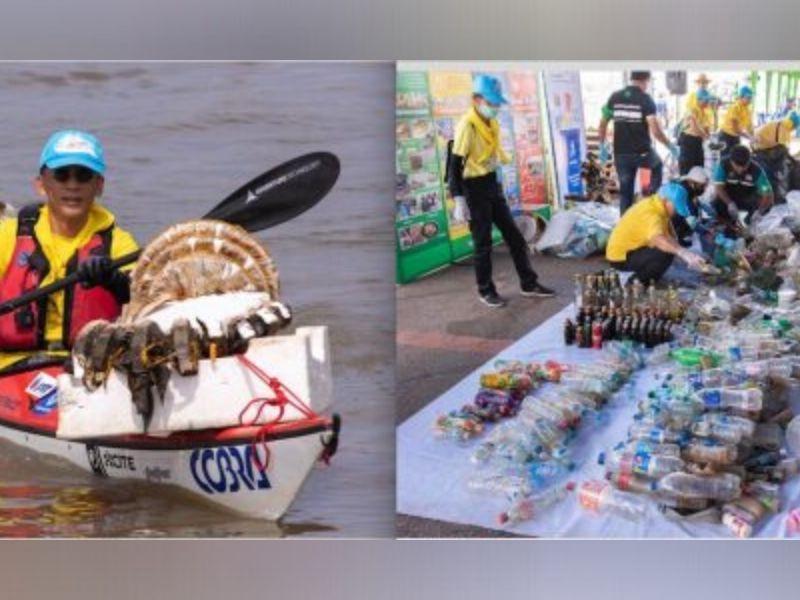 Community Chao Phraya Bangkok Circular Economy Mumbai India Environmental NGO Earth5R