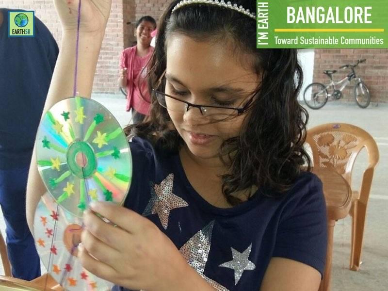 Community Development Awareness Bangalore Mumbai India Environmental NGO Earth5R