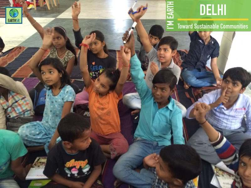 Community Development Delhi Mumbai India Environmental NGO Earth5R