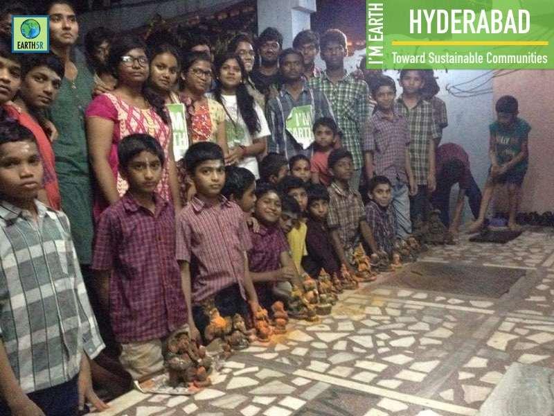 Community Development Hyderabad Mumbai India Environmental NGO Earth5R