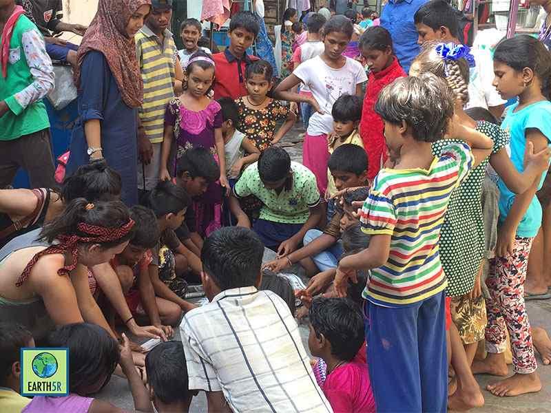 Community Development Mumbai India Environmental NGO Earth5R