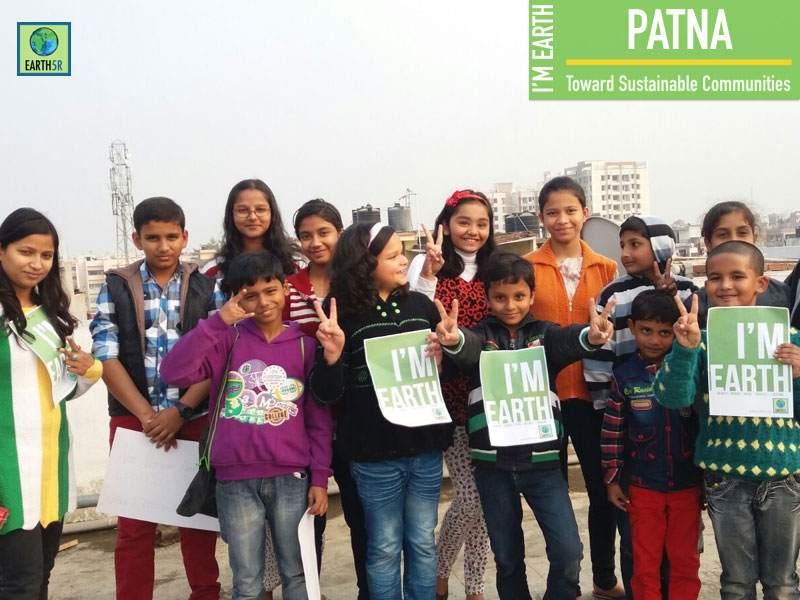 Community Development Patna Volunteers Mumbai India Environmental NGO Earth5R