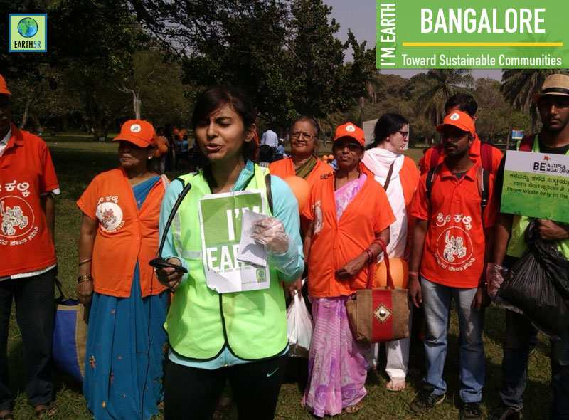 Community Development Rain Water Harvesting Bangalore Earth5R Mumbai India Environmental NGO