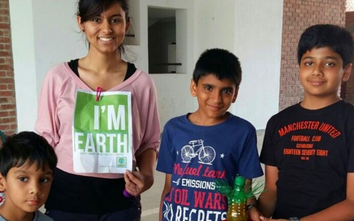 Community Development Recycling Volunteer Bangalore Mumbai India Environmental NGO Earth5R