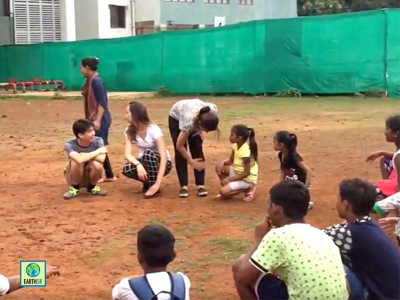Community Development Sport Mumbai India Environmental NGO Earth5R