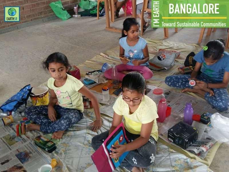 Community Development Sustainability Bangalore Mumbai India Environmental NGO Earth5R