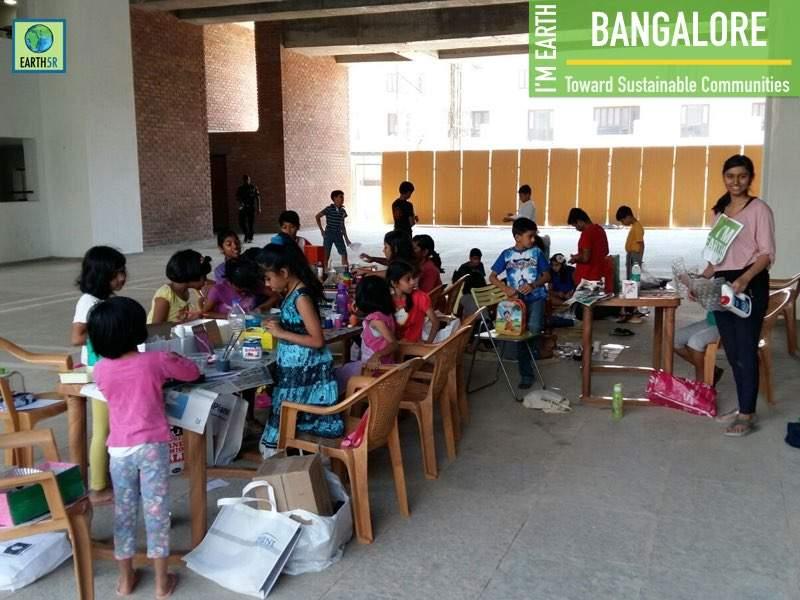 Community Development Upcycling Bangalore Mumbai India Environmental NGO Earth5R