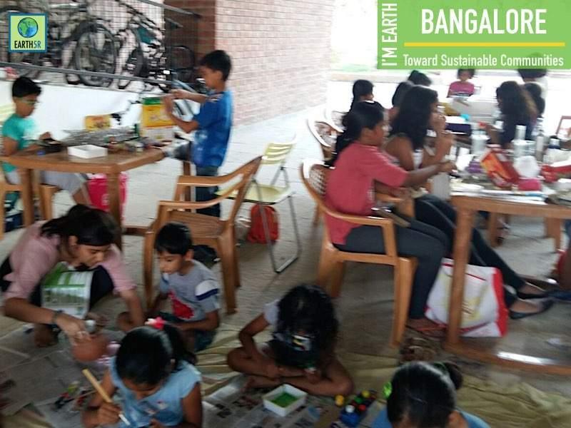 Community Development Waste Management Bangalore Mumbai India Environmental NGO Earth5R