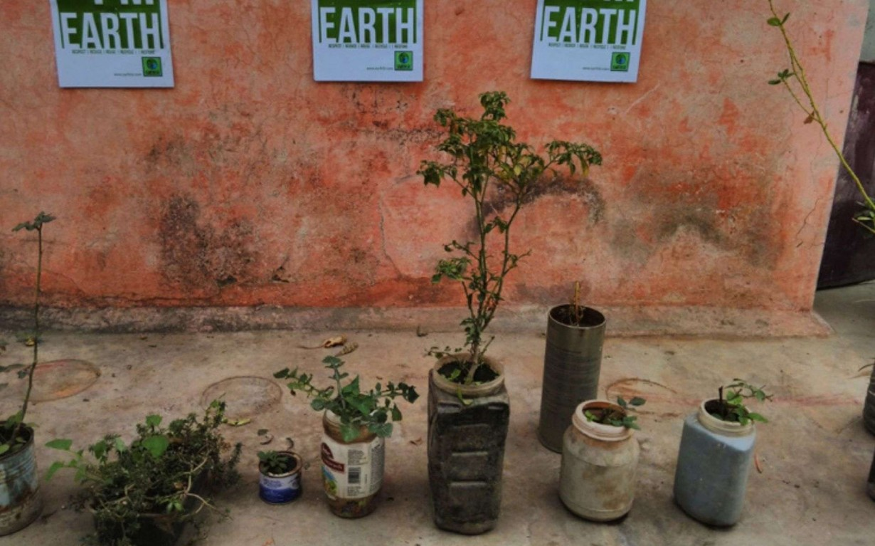 Community Empowerement Plantation Delhi Mumbai India Environmental NGO Earth5R