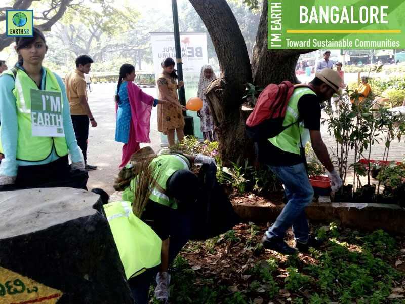 Community Rain Water Harvesting Awareness Bangalore Earth5R Mumbai India Environmental NGO