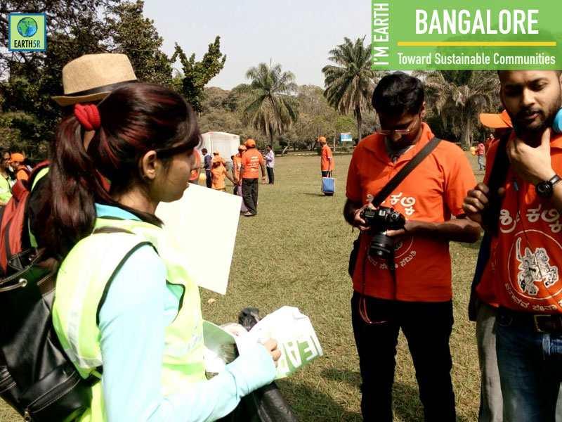 Community Rain Water Harvesting Bangalore Earth5R Mumbai India Environmental NGO