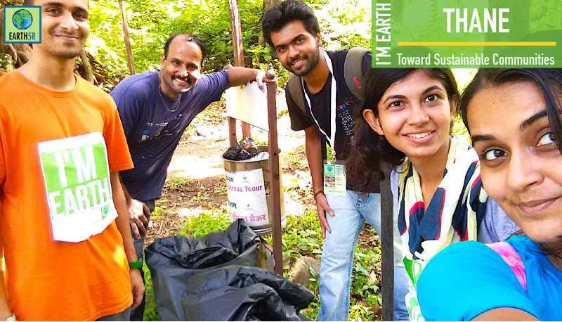 Community Thane Mumbai India Environmental NGO Earth5R