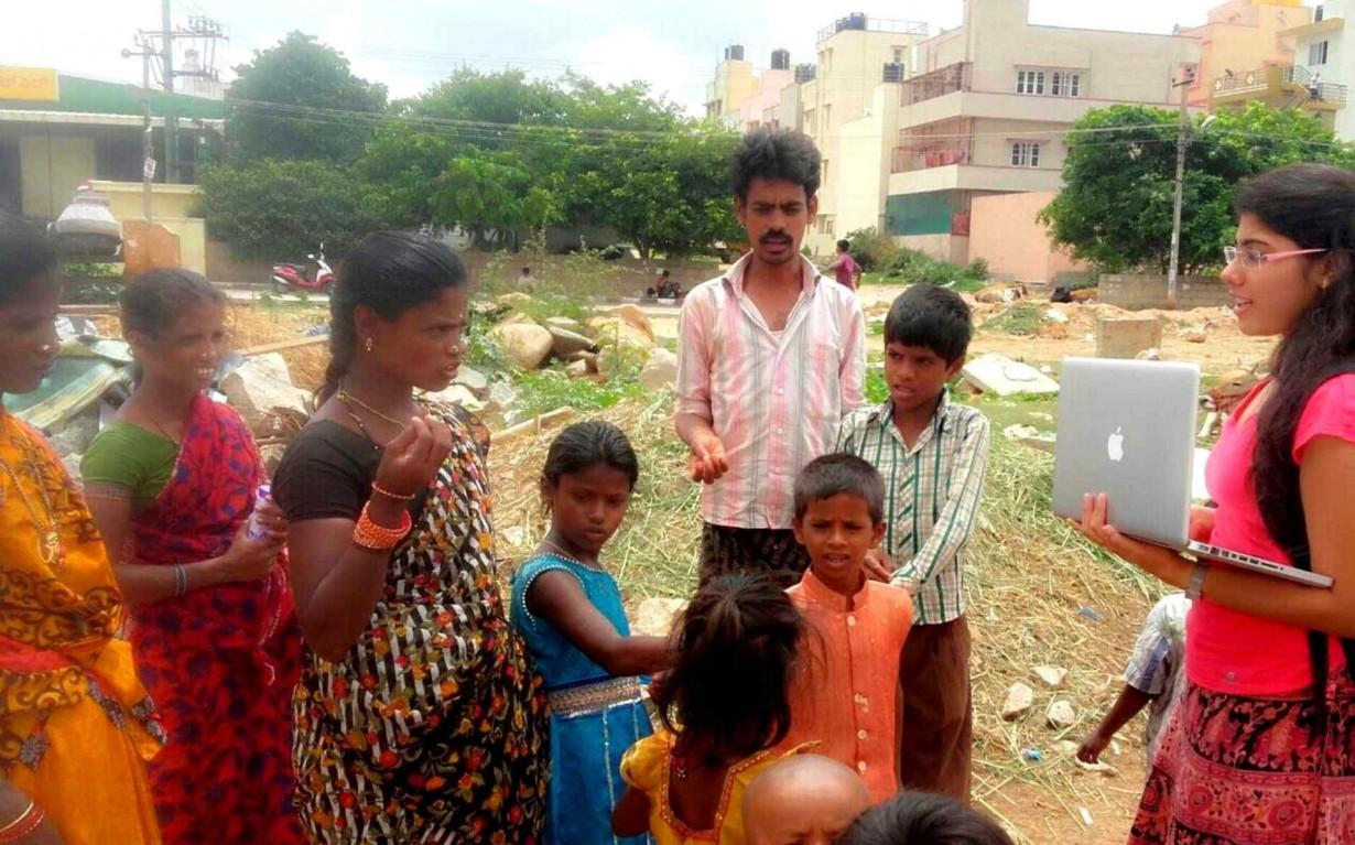 Community Work Bangalore Mumbai India Environmental NGO Earth5R
