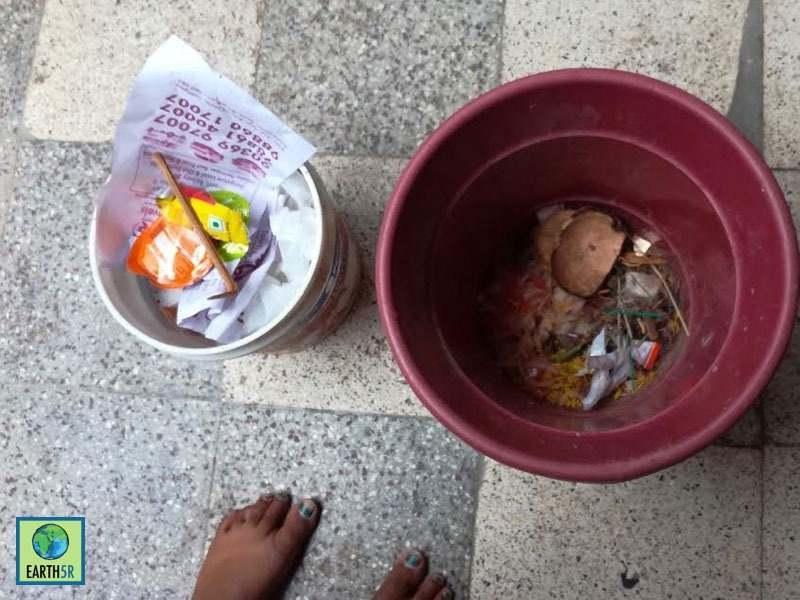 Composting Organic Gardening Bangalore Earth5R Mumbai India Environmental NGO