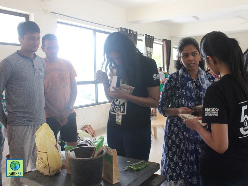 Composting Workshop Pune Earth5R Mumbai India Environmental NGO