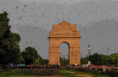 Delhi Circular Economy sustainability Mumbai India Environmental NGO Earth5R