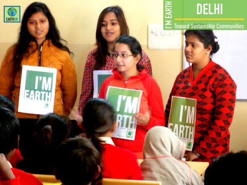 Delhi Community Awareness Cartoons Mumbai India Environmental NGO Earth5R
