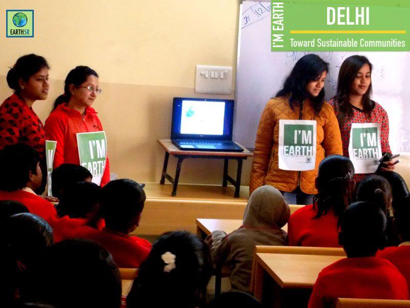 Delhi Community Awareness Volunteers Mumbai India Environmental NGO Earth5R