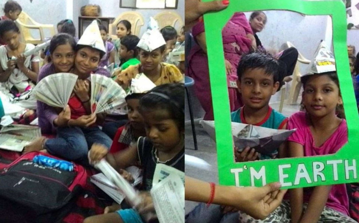 Delhi Community Development Mumbai India Environmental NGO Earth5R