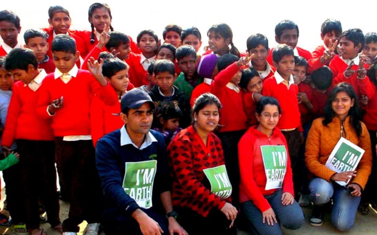 Delhi Community Development Sustainability Volunteers Mumbai India Environmental NGO Earth5R