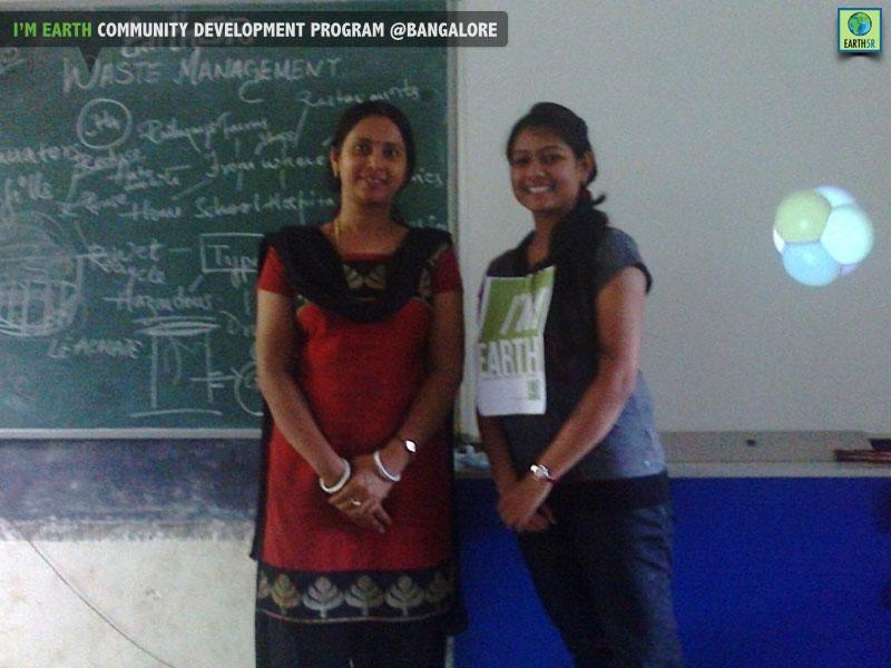 EarthTalk Waste Segregation Bangalore Mumbai India Environmental NGO Earth5R